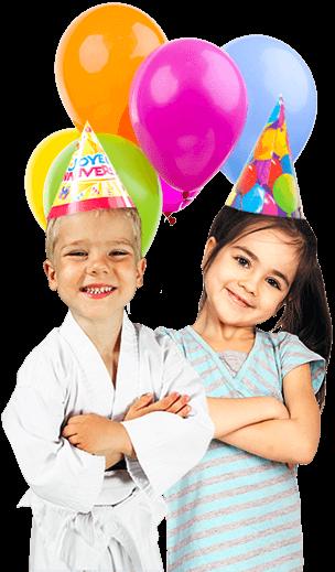 Martial Arts Integrity Martial Arts - Birthday Parties
