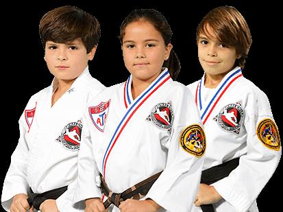ATA Martial Arts Integrity Martial Arts - Karate for Kids